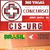 Concurso CIS-URG - SAMU-OESTE- MG - Processo Seletivo 2015