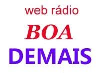 Web Rádio BOA DEMAIS