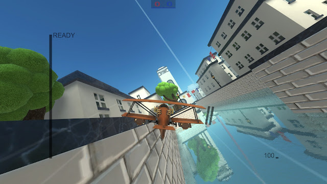 Air Brawl - Playable Demo