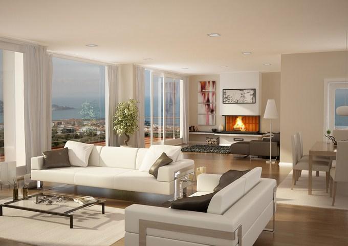 L tipi salonlar i in dekorasyon nerileri dekorasyon ve for 2 1 salon dekorasyonu