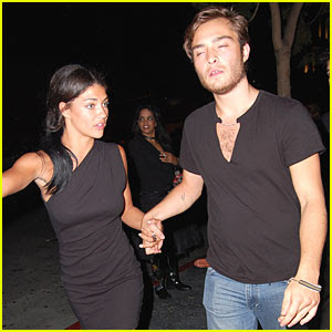 Ed Westwick Girlfriend