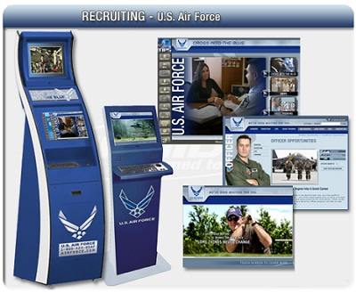 Air Force Recruiter Locator: Find US Air Force Recruiter offices