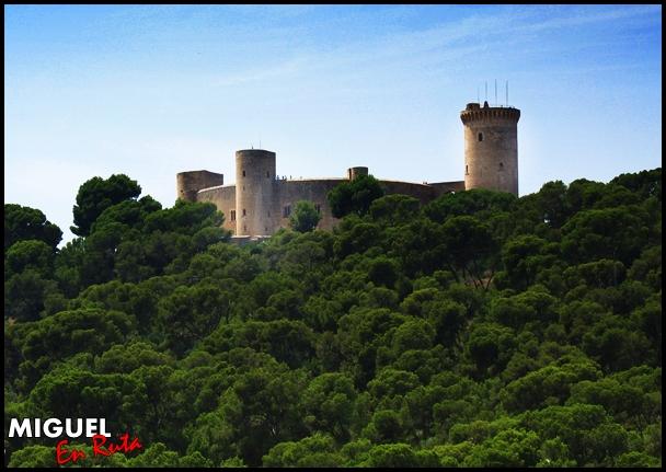 Castillo-de-Bellver