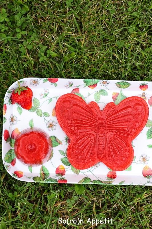 Domowa galaretka truskawkowa