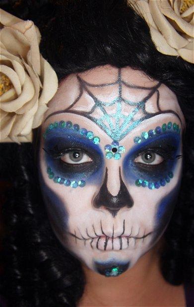 Makeup Your Jangsara Tutorial Royal Sugar Skull