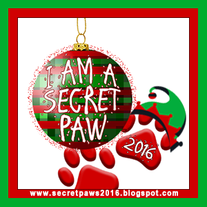 Secret Paws 2016 Badge