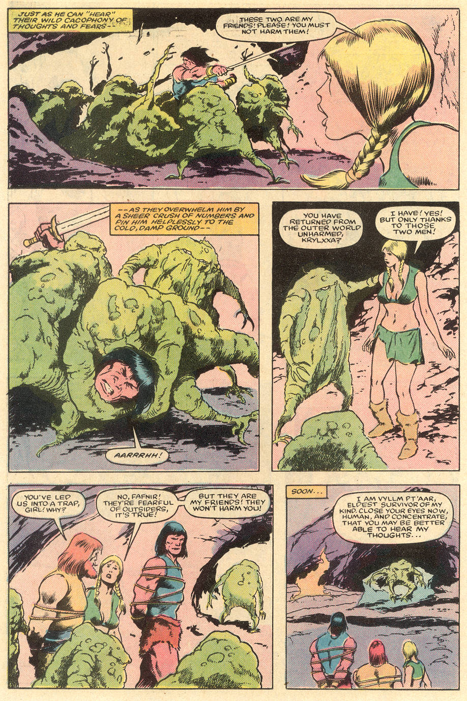 Conan the Barbarian (1970) Issue #163 #175 - English 17