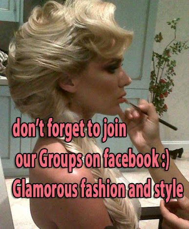 Join Glamorous fashion and style Group on Facebook