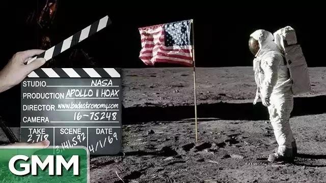 Αυτοί είναι οι δέκα λόγοι για να μην πιστέψουμε ότι ο άνθρωπος πήγε στο φεγγάρι