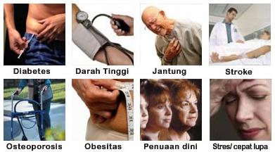 Beberapa Faktor Penyebab Penyakit Stroke Ringan