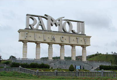 Ramoji Film City Entrance Hyderabad India