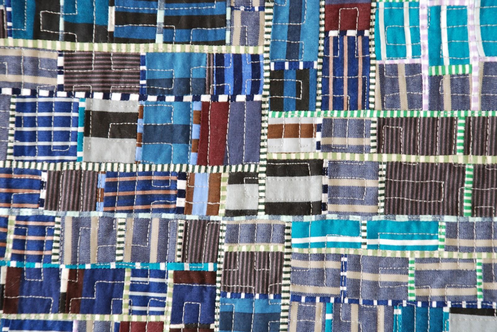 Art With a Needle: Quilt National progress report : quilt national - Adamdwight.com
