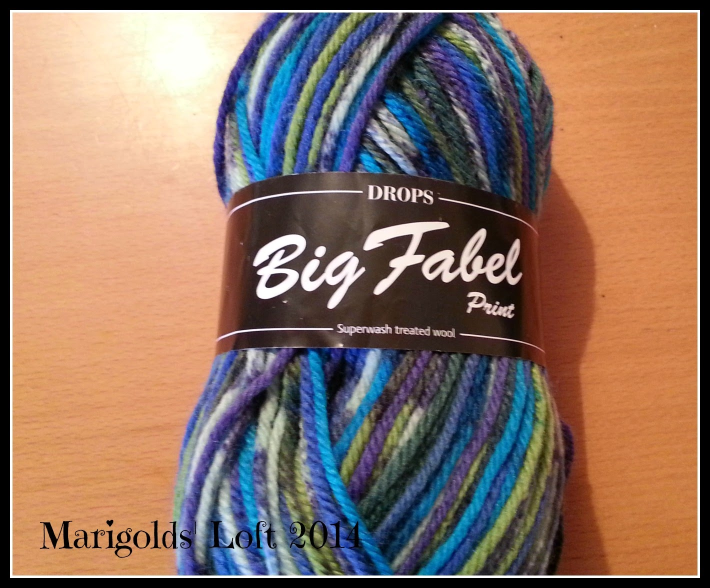 Drops Big Fabel