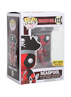 Funko Pop! Deadpool Pirate Hot Topic Exclusive