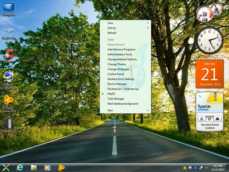 themes for windows 7 free  2012 hd 3d sbs