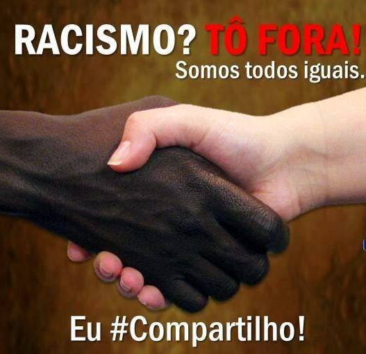 NÃO AO RACISMO!