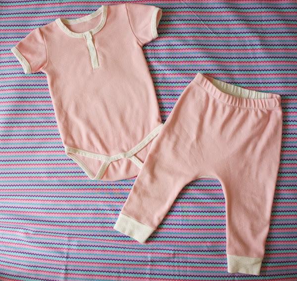 Боди и штанишки для девочки 74 размер