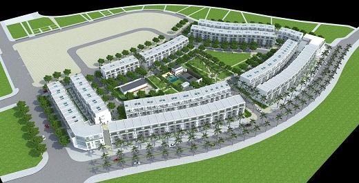 Lotus Residences - Nhà liền kề nghỉ dưỡng Vạn Liên