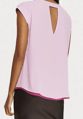 Valentine's Day Outfit Inspiration: Express Reversible Crepe Tee, fashion, style, tips, pink, ootd, love, the purplescarf, melanie.ps, toronto, ontario, canada