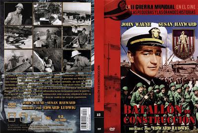 Batallón de construcción (1944) | caratula