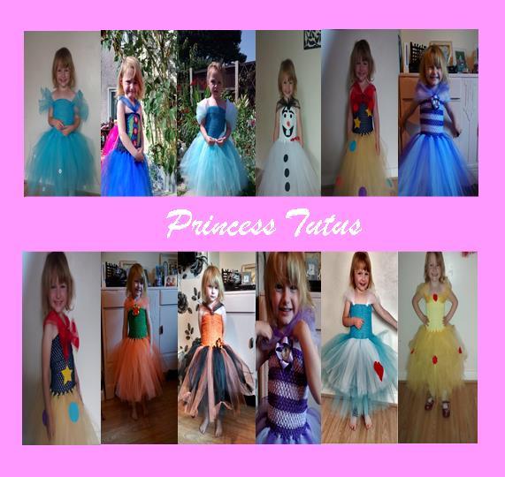 Princess Tutus