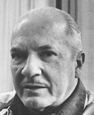 Robert A. Heinlein, uno de los grandes de la ciencia ficción.
