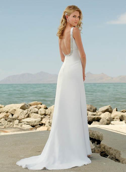Traum-Kleider: Hochzeit Kleid für Sommer-Hochzeit