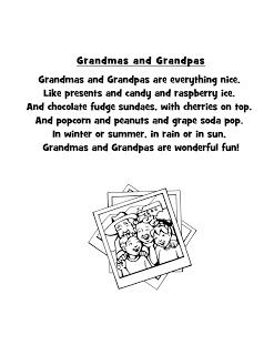 Best Grandparents Day Poetry For Kids: Grandmas And Grandpas Are Everything Nice, Like Presents And Candy And Respherry Ice On Grandparents Day Poetry For Kids