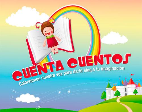 Grupo de Animación y Promoción a la Lectura Cuenta Cuentos.
