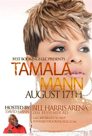 Tamela mann tour dates