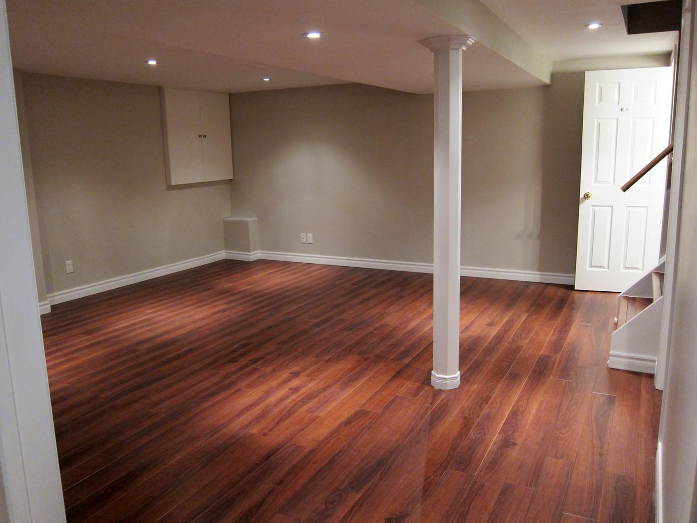 Before & Afters: Basement Renovation
