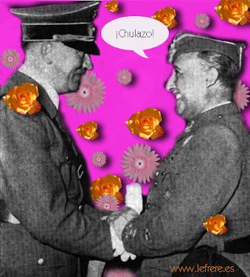 Hitler, Franco, homosexualidad, matrimonio gay