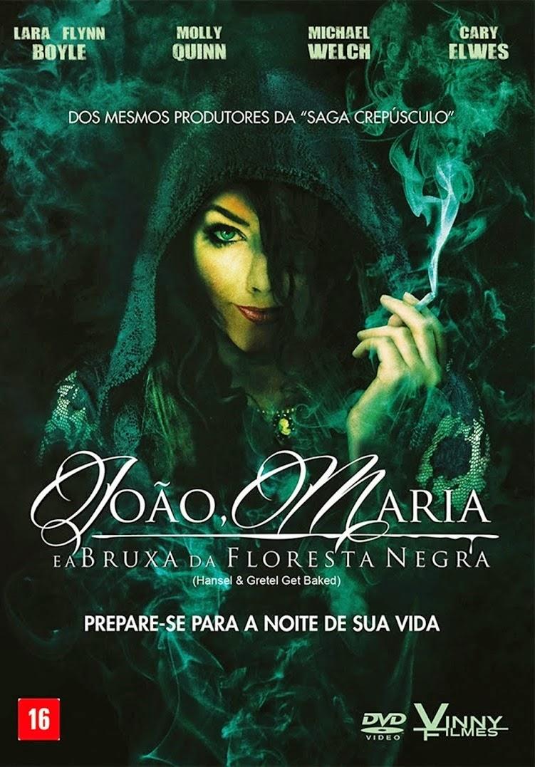 João e Maria: A Bruxa da Floresta Negra – Dublado (2013)