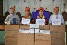 Bíblias em Bruma