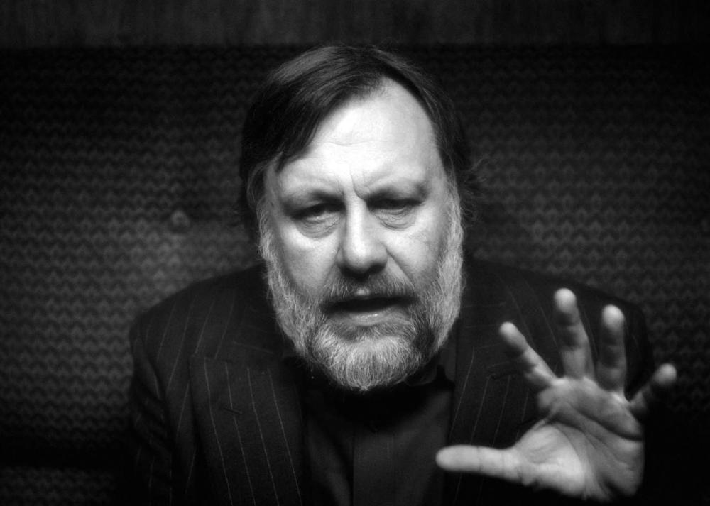 Slavoj Zizek, l'interprète d'un monde virtualisé