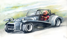 Lotus Seven, 1971