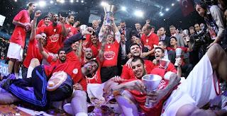Συγχαρητήρια στον Ολυμπιακό για την Ευρωλίγκα από Παλάτο και Δ.Σ. της ΕΣΚΑΝΑ