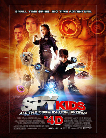 Spy Kids 3 Full Movie Download