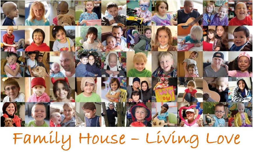 Family House - Living Love