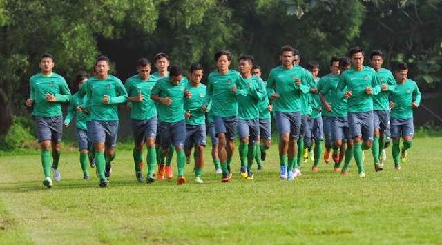 Timnas Indonesia U23 vs Malaysia Ujicoba SEA Games 2015