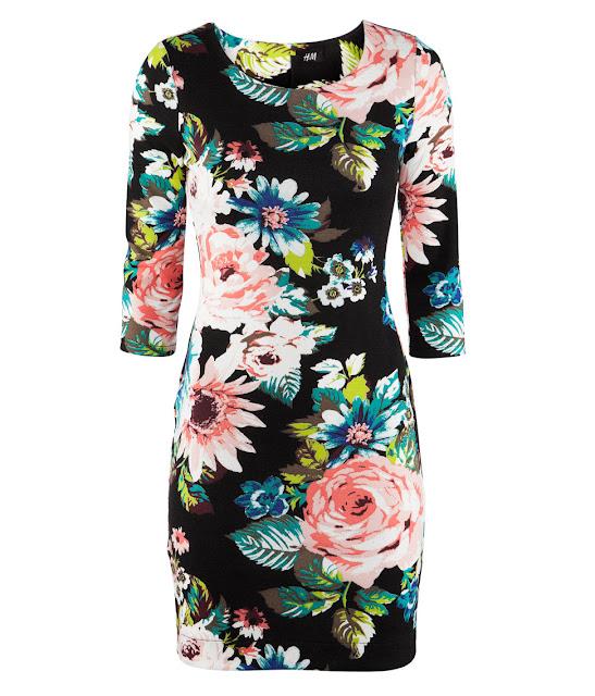 Çiçekli Elbiseler Bu Baharı Renklendiriyor!