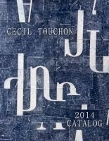 Cecil Touchon 2014 Catalog
