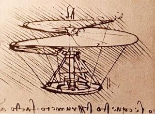 نبذة كتاب فيزياء المستقبل Leonardo_da_Vinci_helicopter.jpg