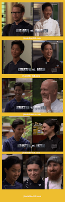 Top Chef Seattle's Kristen Kish and her 5 opponents in Last Chance Kitchen jiveinthe415.com