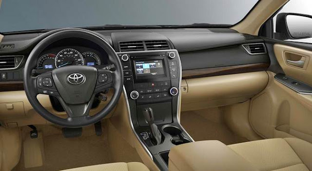 2017 Toyota Camry Redesingn