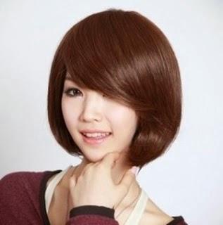 Model Rambut Terbaru 2014