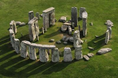 Stonehenge, Isla Britanica