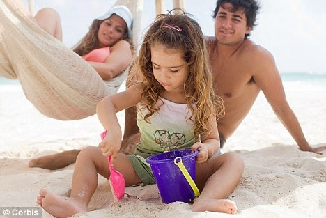 Safety Precautions for Kids Playing Beach Games in Summer