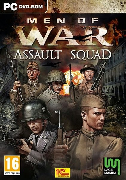 Men of War Assault Squad Cover