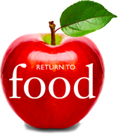 Return To Food - The Life Changing Anti-Diet